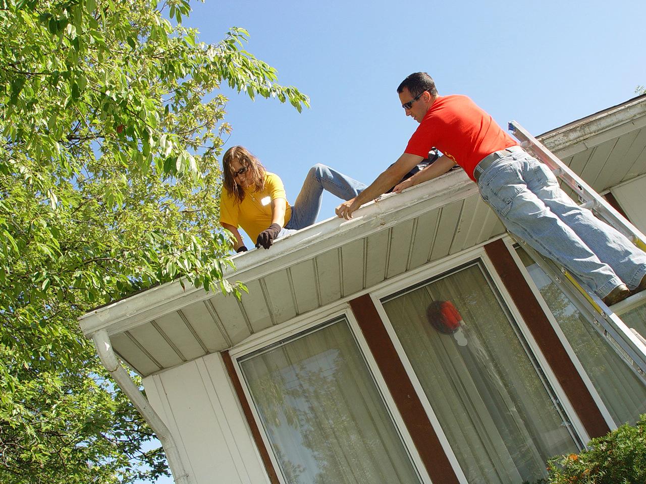 katuse hooldus
